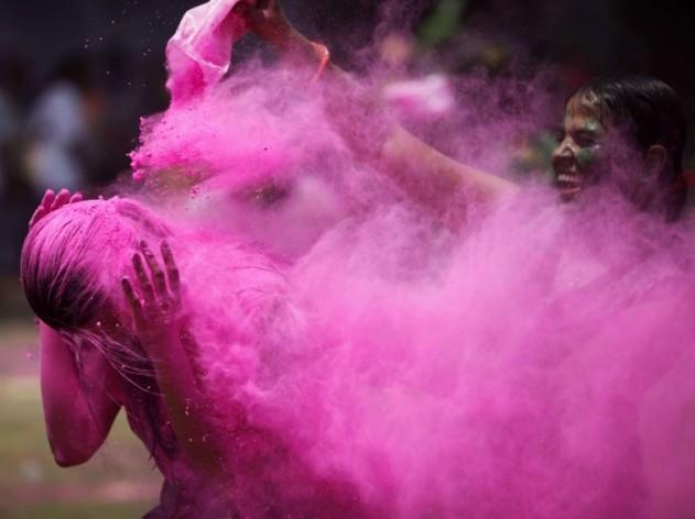 fête des couleurs 2
