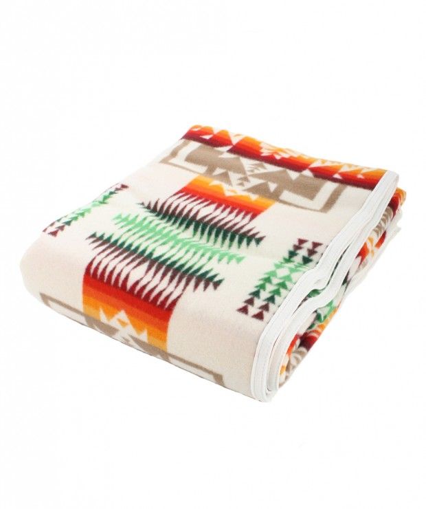 chief joseph blanket ivory 1