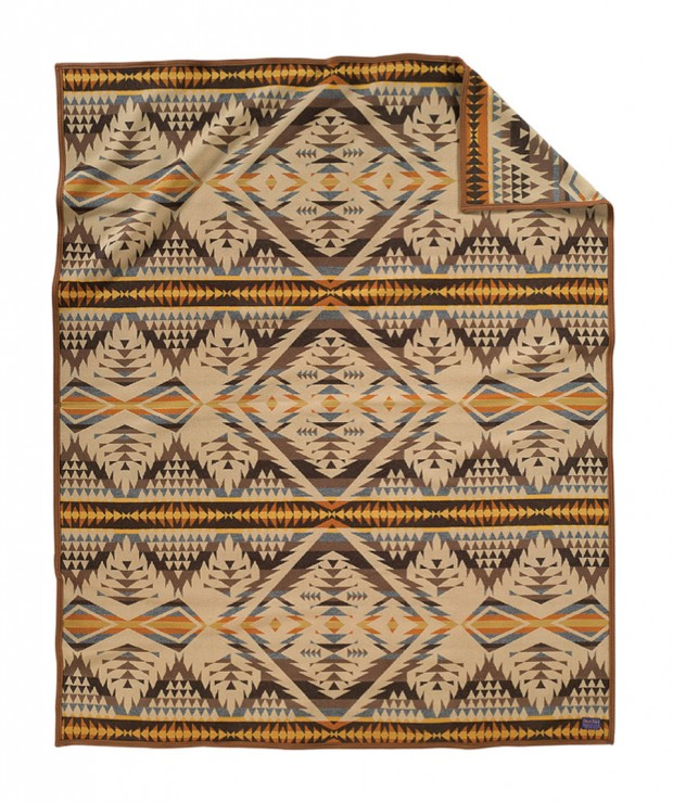 diamond desert blanket 2