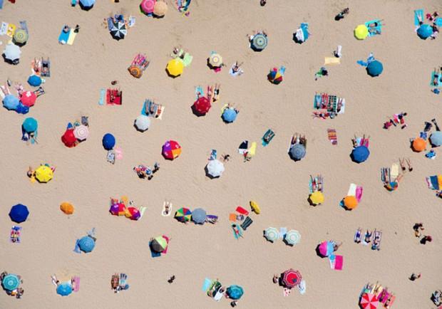 aerial beach photo 1