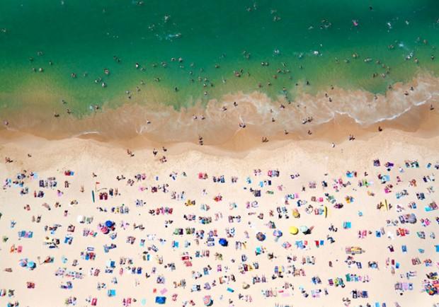 aerial beach photo 3