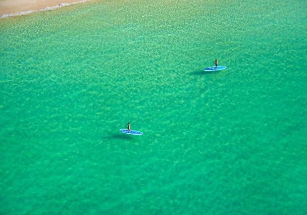 aerial beach photo 4