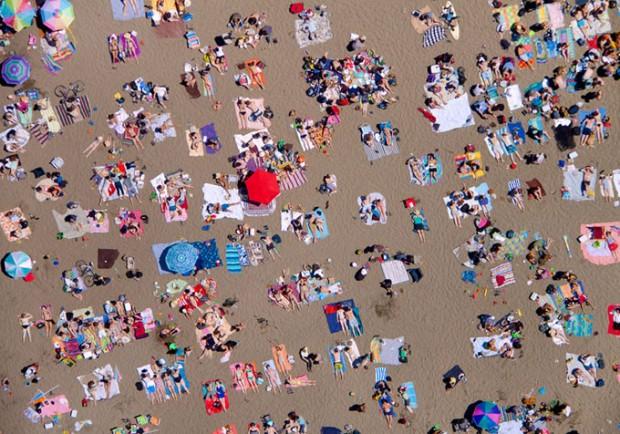 aerial beach photo 6