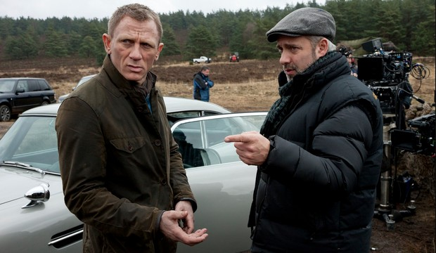 James Bond - Mendes, Craig