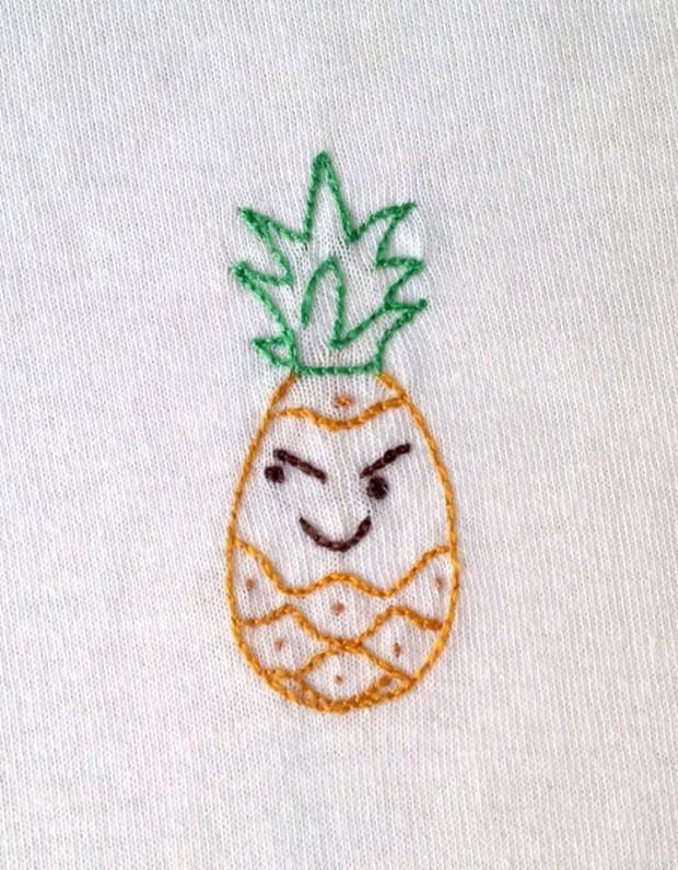 Ananas méchant