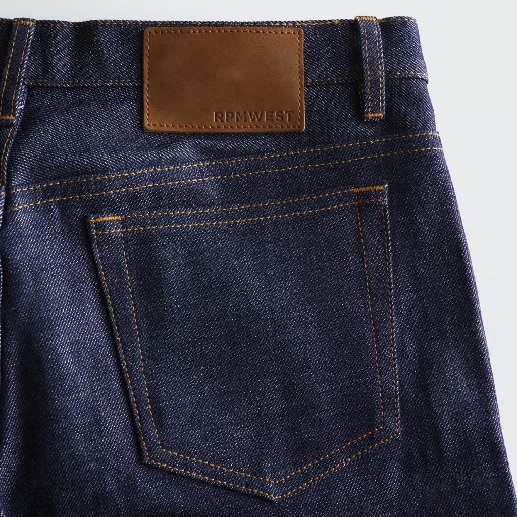 RPM West - Back pocket