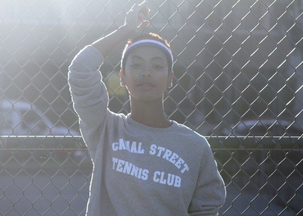 Reigning Champ x Canal Street Tennis Club Collaboration photo 3