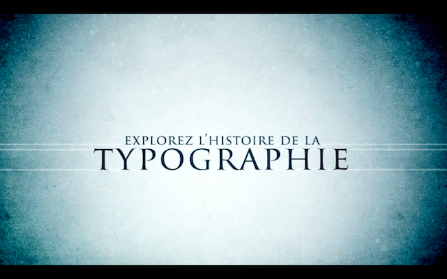 TYPERIDER jeu video typographique 8