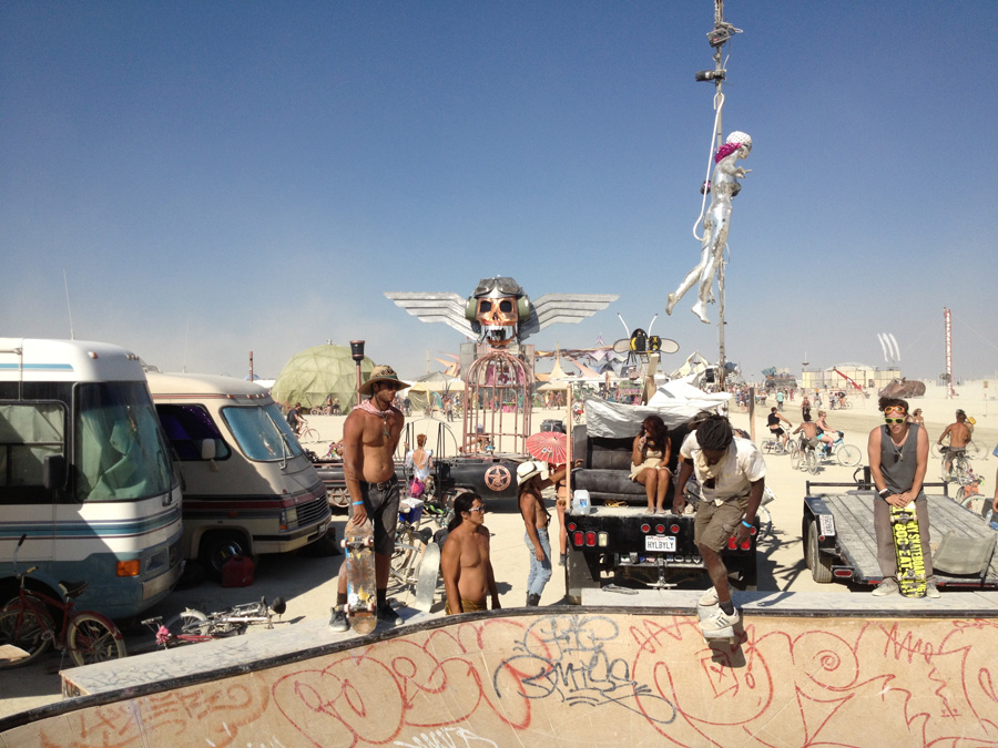 skate burning man 5