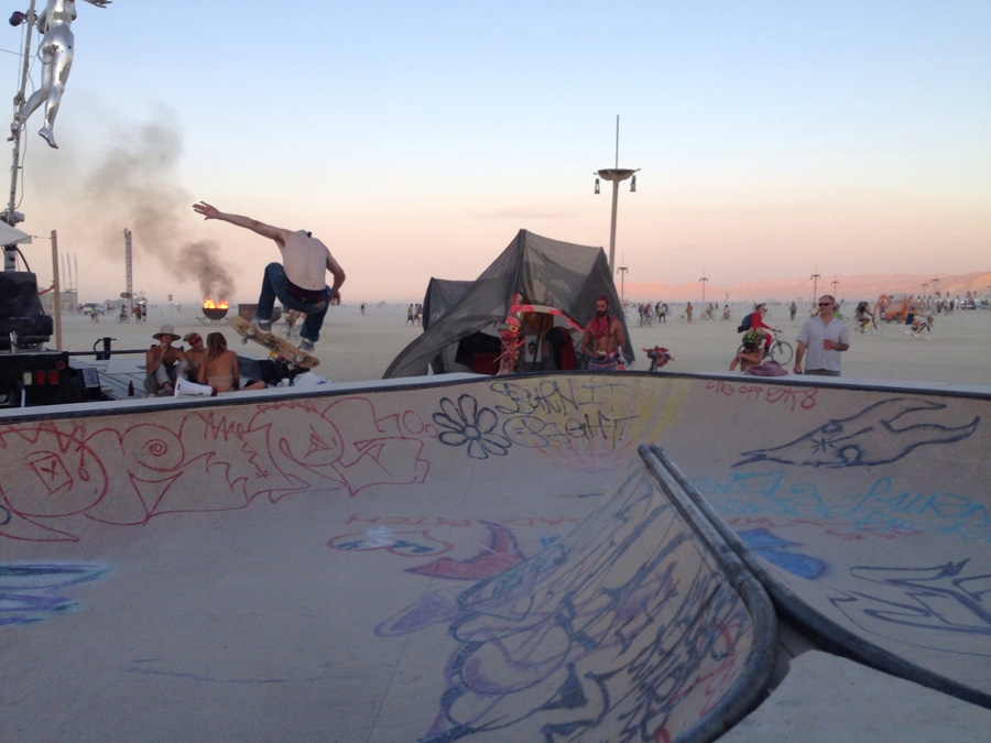 skate burning man 6