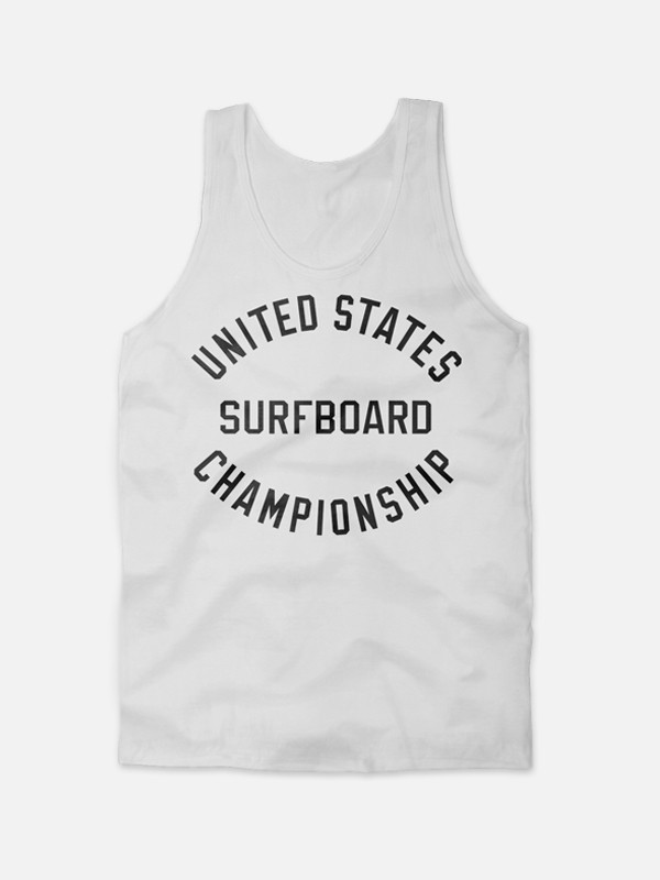 us-surfboard-championships-tank-top white