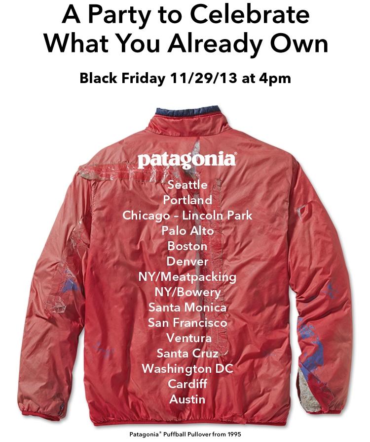 worn wear patagonia