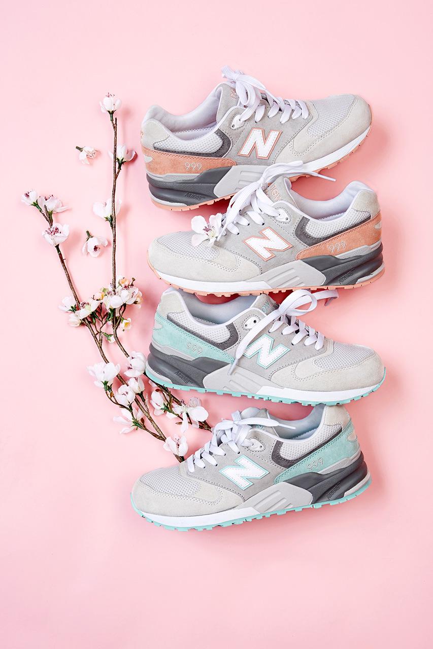 new balance cherry blossom pack 2