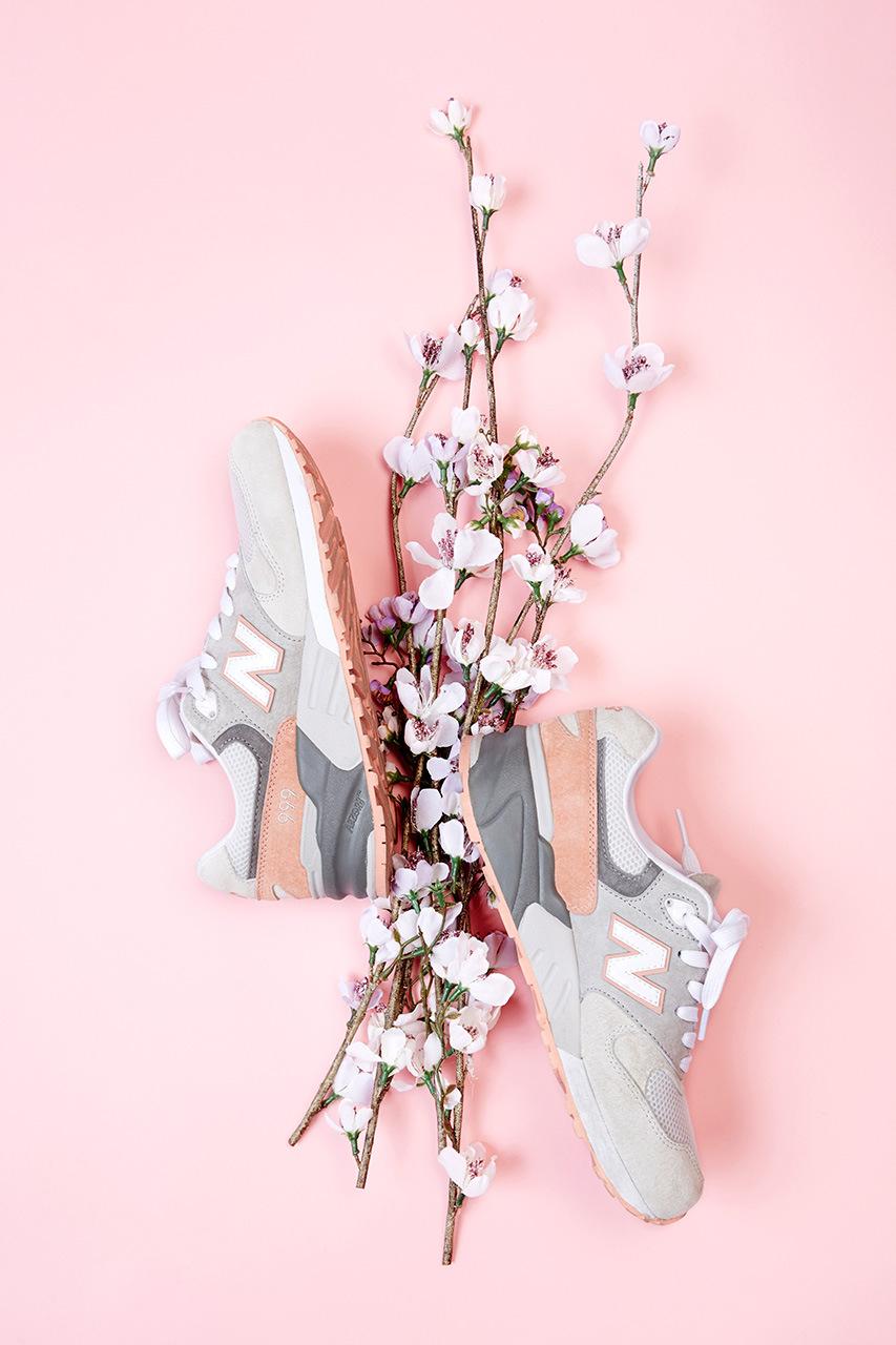 new balance cherry blossom pack 3