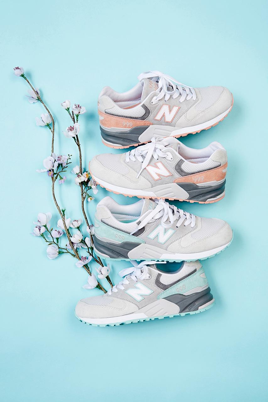 new balance cherry blossom pack 4