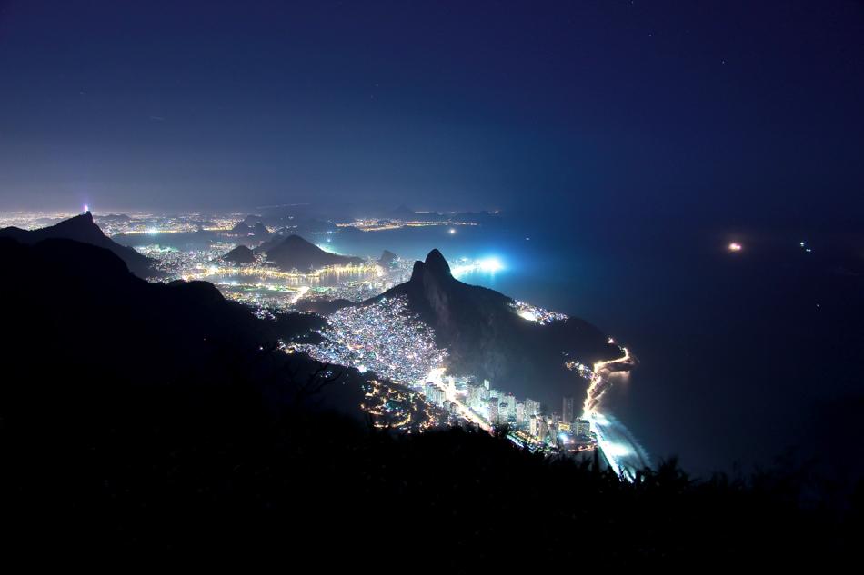 stories bresil favela rio 2
