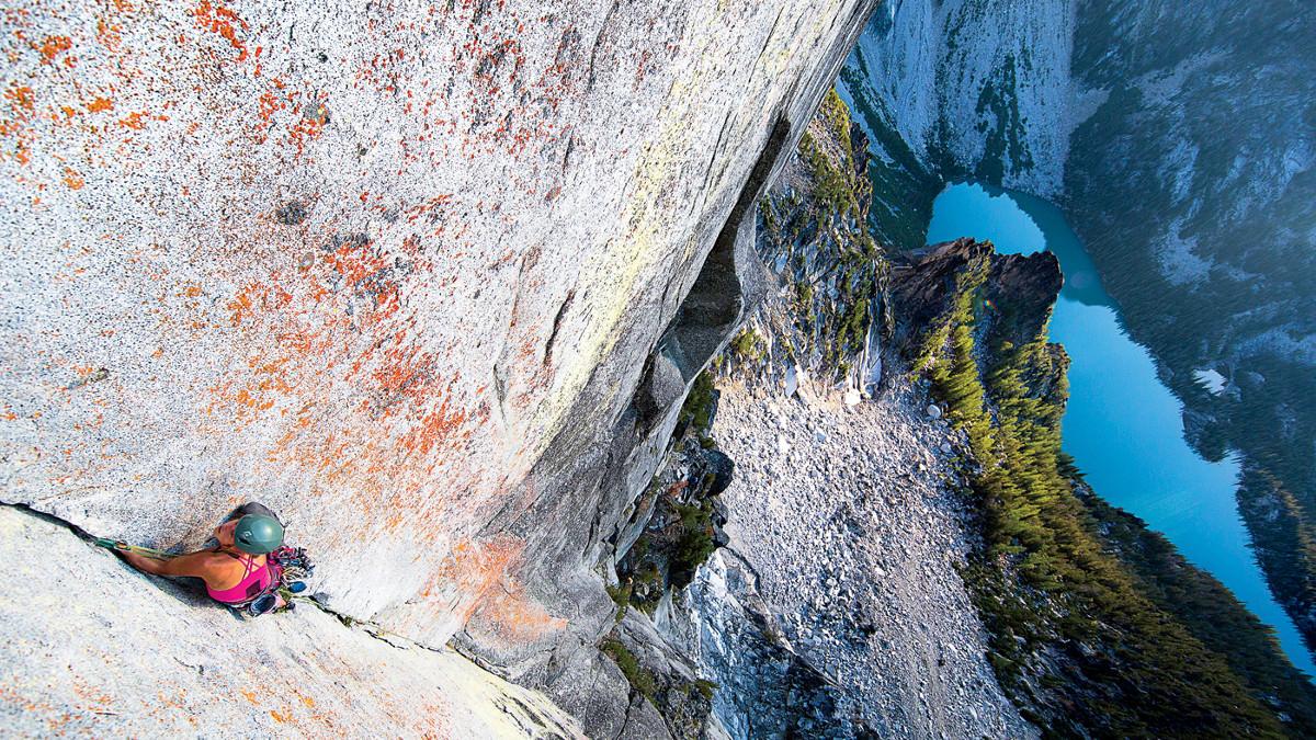 climbing-north-cascades