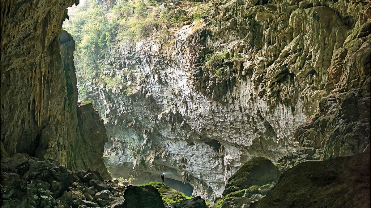 small-man-big-cave