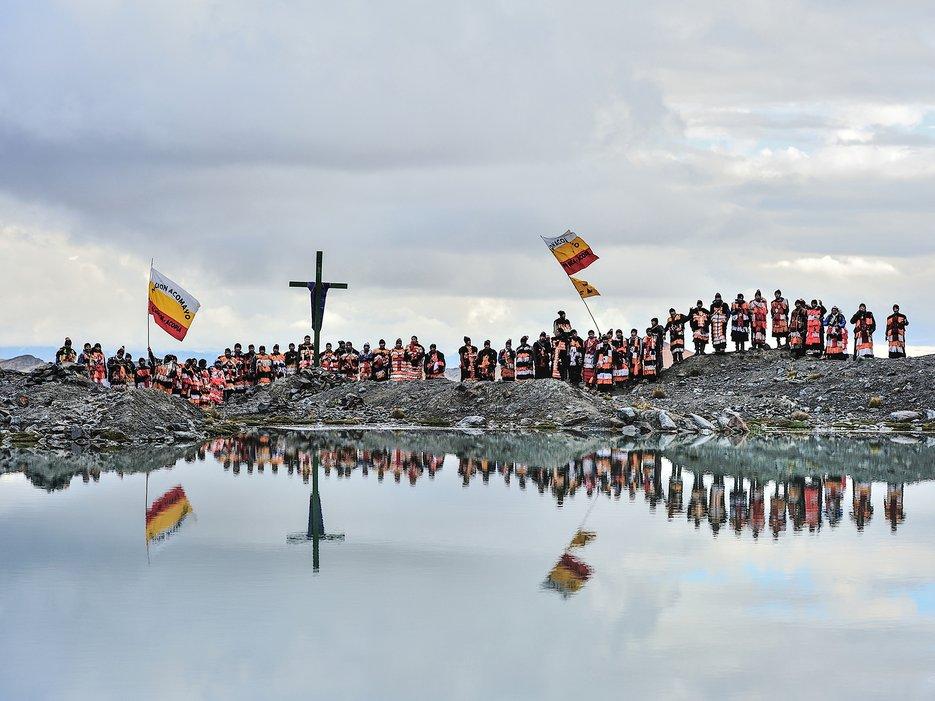 Nation Acomayo, Perou par José A. Sotomayor Jiménez
