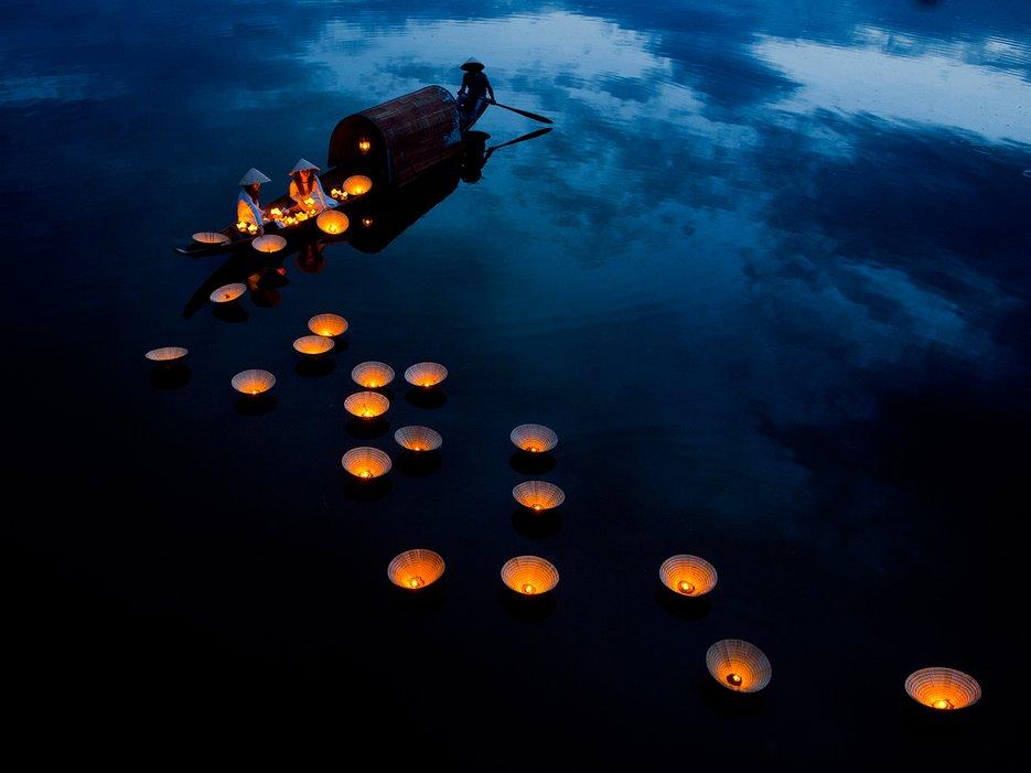 Lighting dream, Vietnam par Ngo Thanh Minh