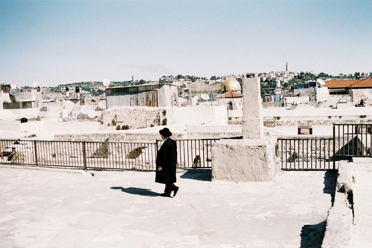 Catwalk - Jerusalem, Israel - 2014