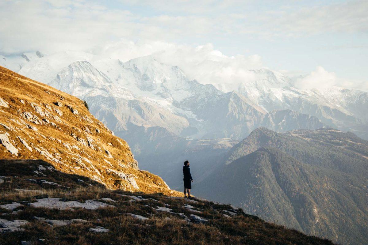 Un paysage méconnu et unique en France : Le désert de Platé fait partie des plus belles randonnées de France.