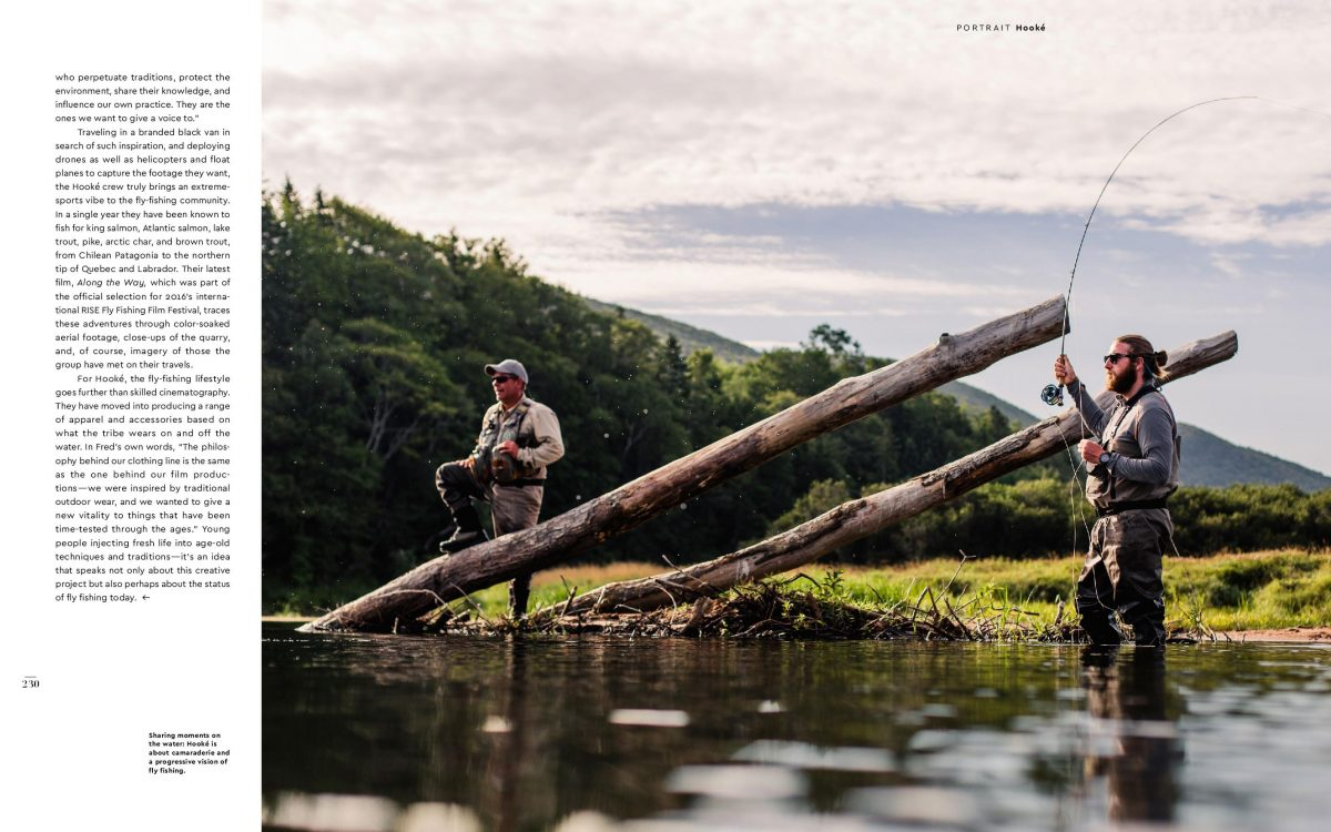 fly fisher book review gestalten