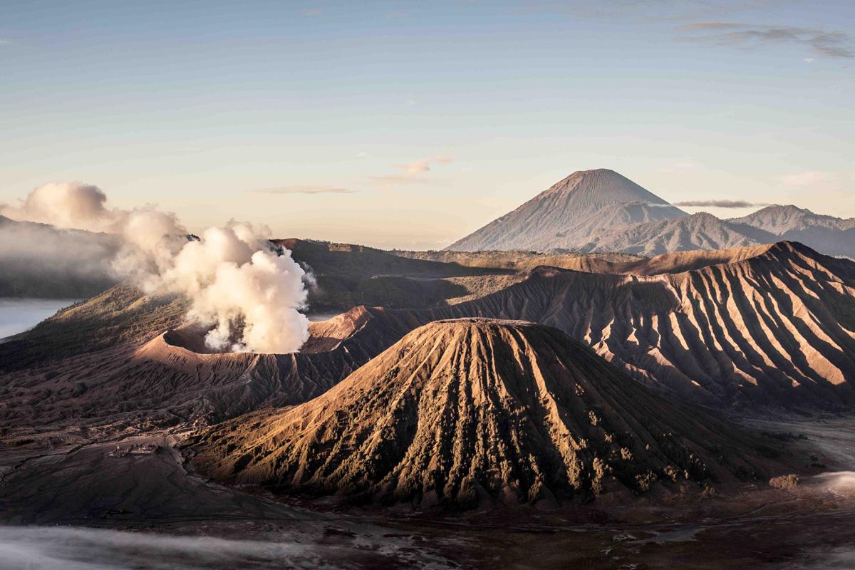 Volcan Bromo (Indonésie) @Eva Cassoux