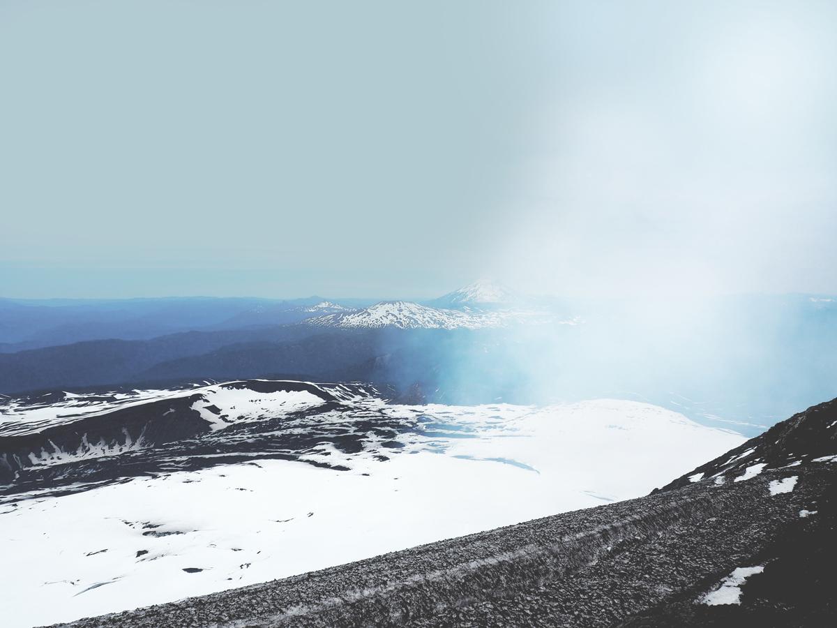 Volcan Villarrica (Chili) @Pauline Mathiot
