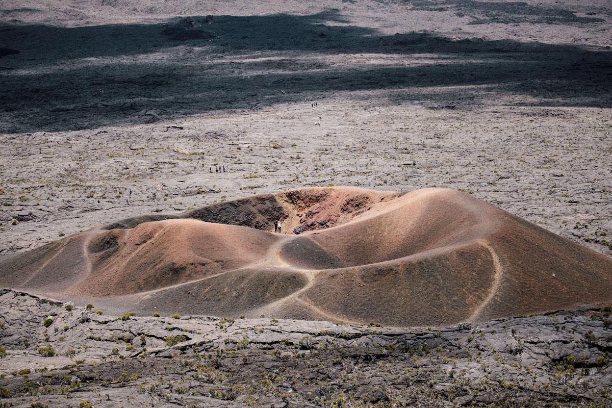Volcan, Piton de La Fournaise (La Réunion)