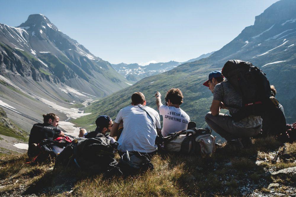 Le Tour des glaciers de la Vanoise : des panoramas à couper le souffle