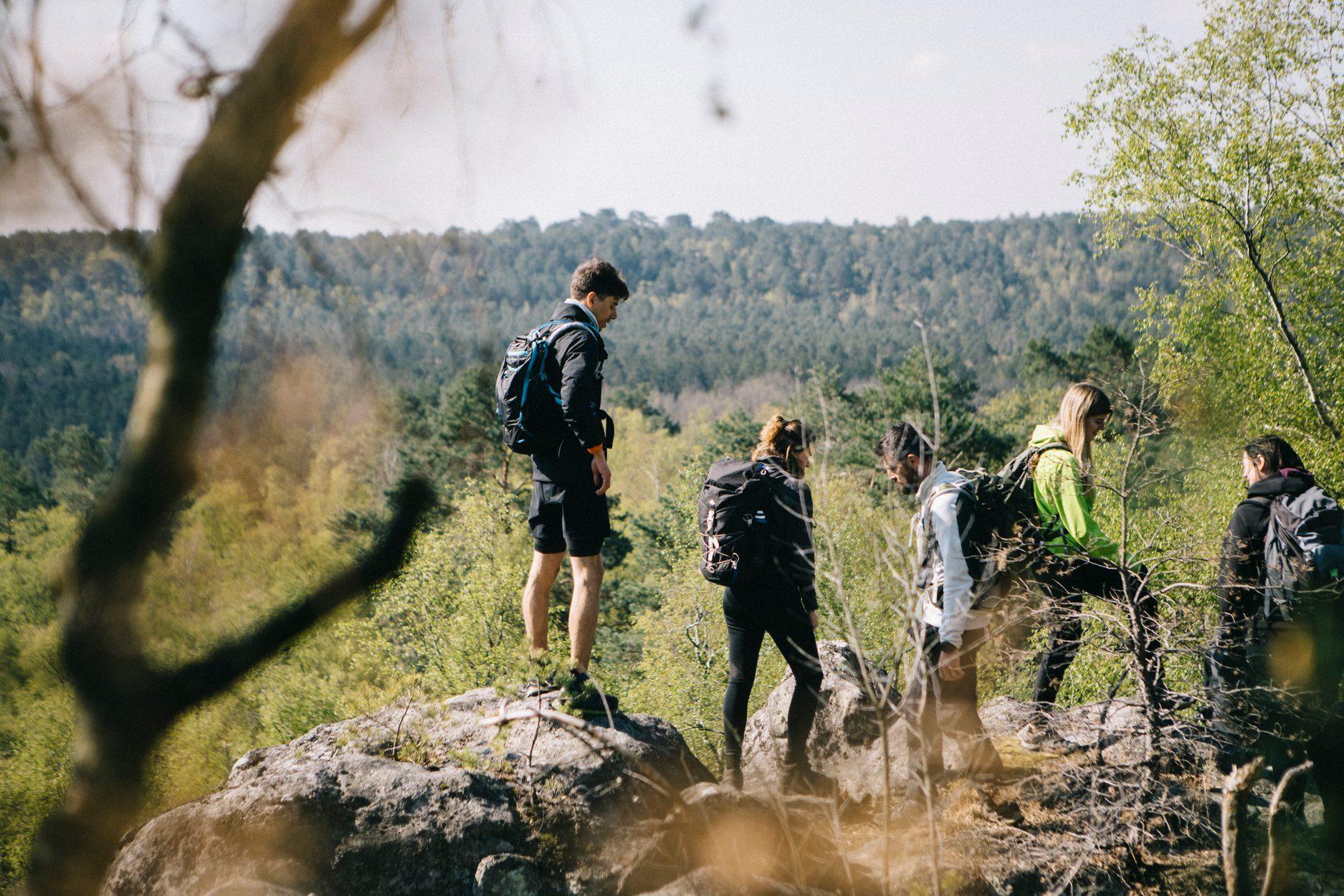 12 randonnée pour week-end à moins de 3h de Paris