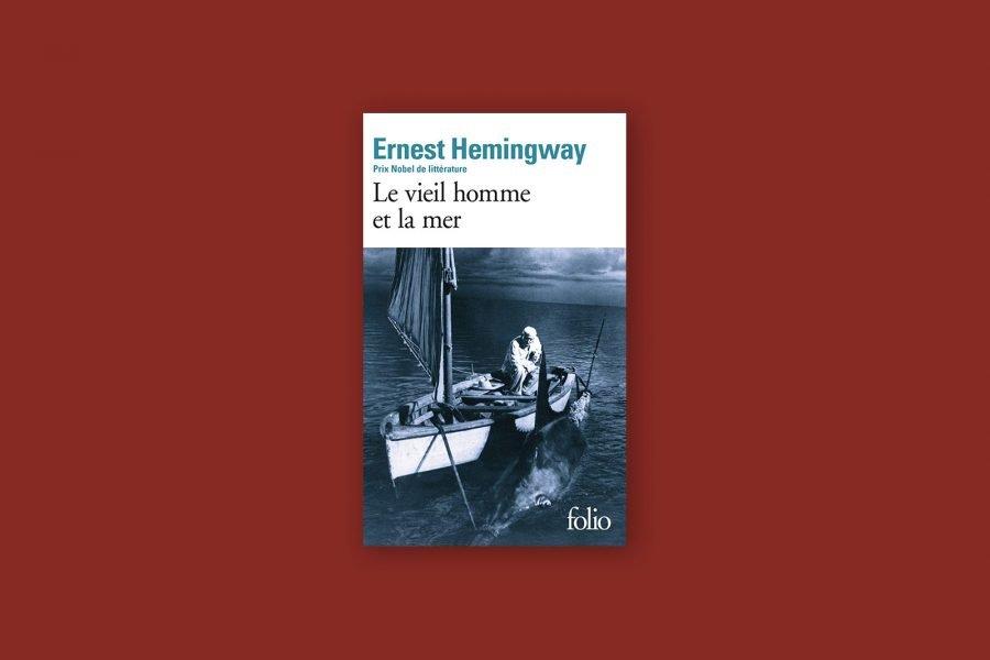 100 livres voyage aventure — 21/100 Le vieil homme et la mer — Ernest Hemingway (1952)