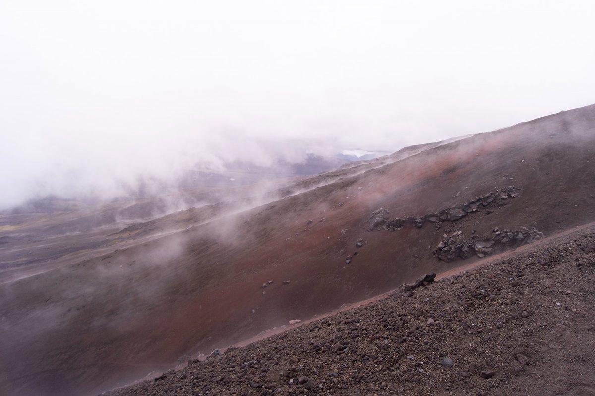 Volcan Cotopaxi, Équateur
