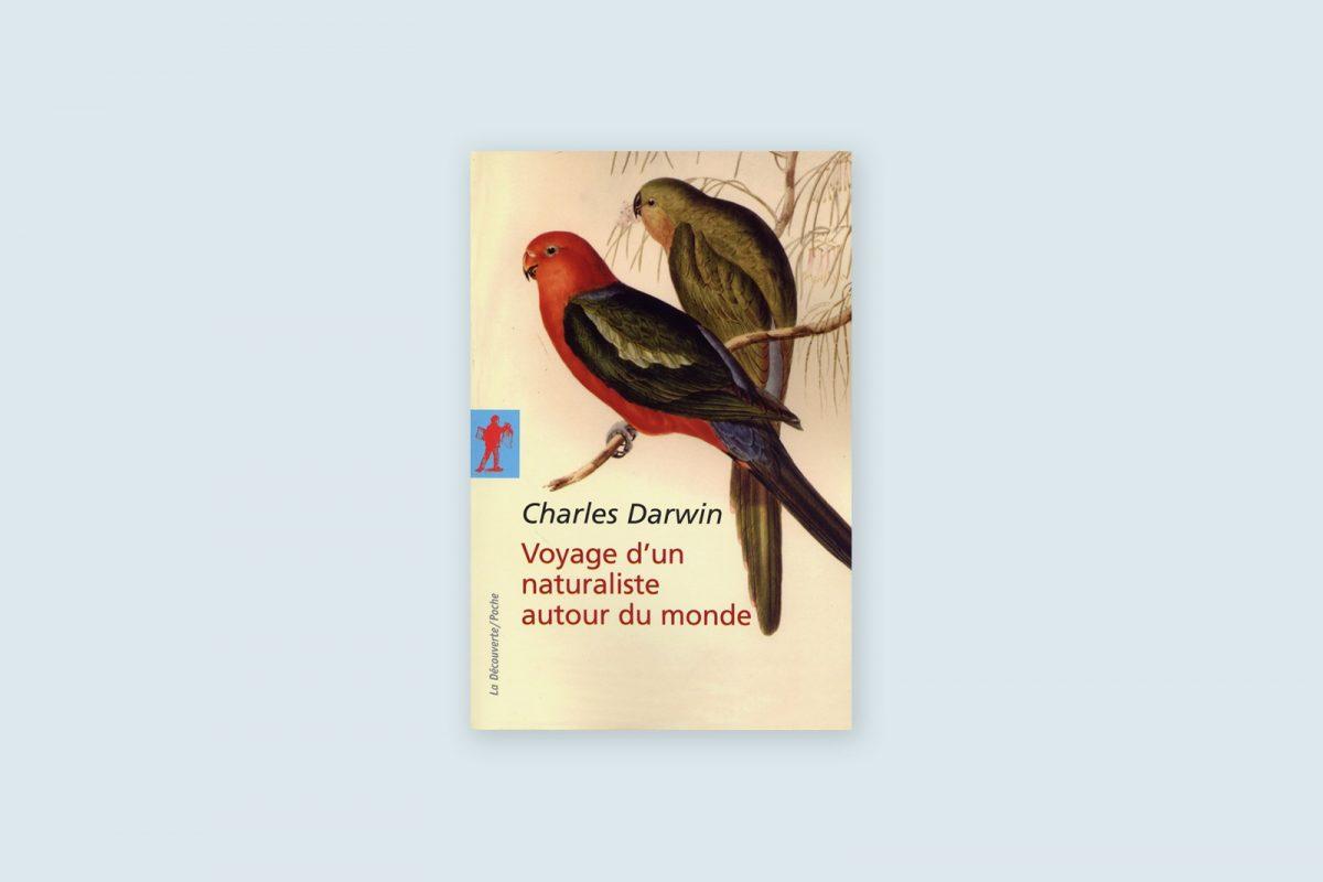 49/100 — Voyage d'un naturaliste autour du monde — Charles Darwin (1875)