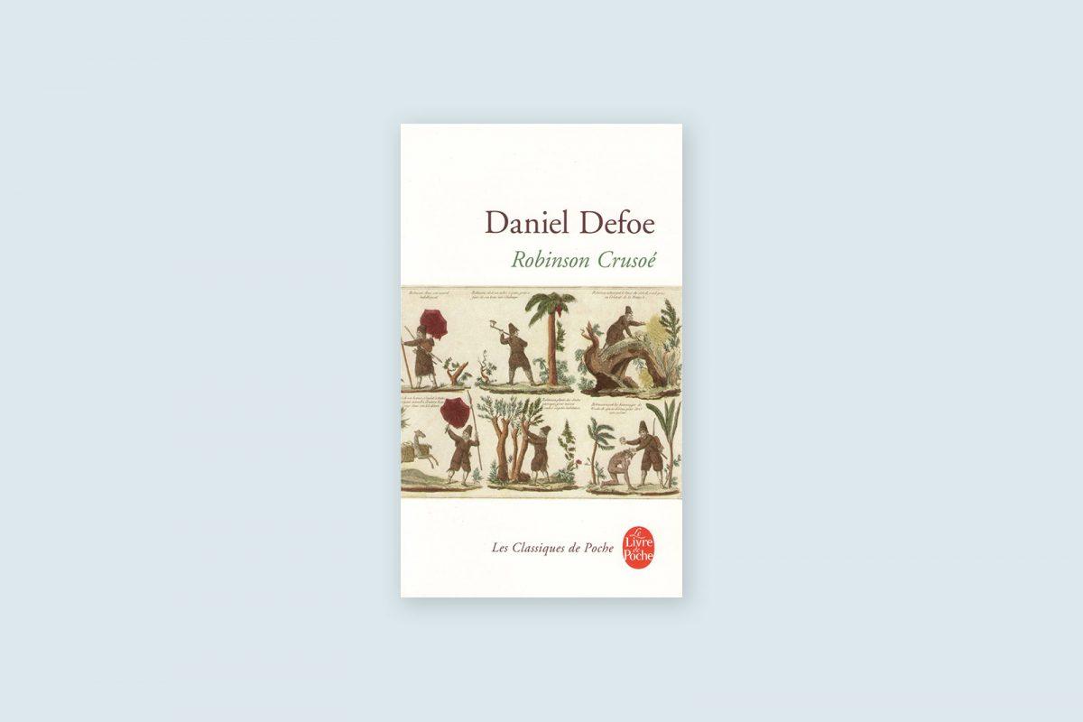 46/100 — Robinson Crusoé— Daniel Defoe (1719)