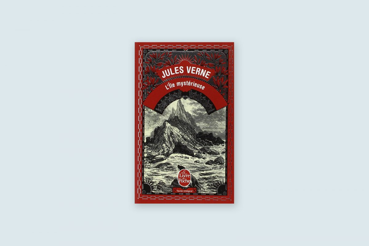 47/100 — L'Île Mystérieuse— Jules Verne (1874)