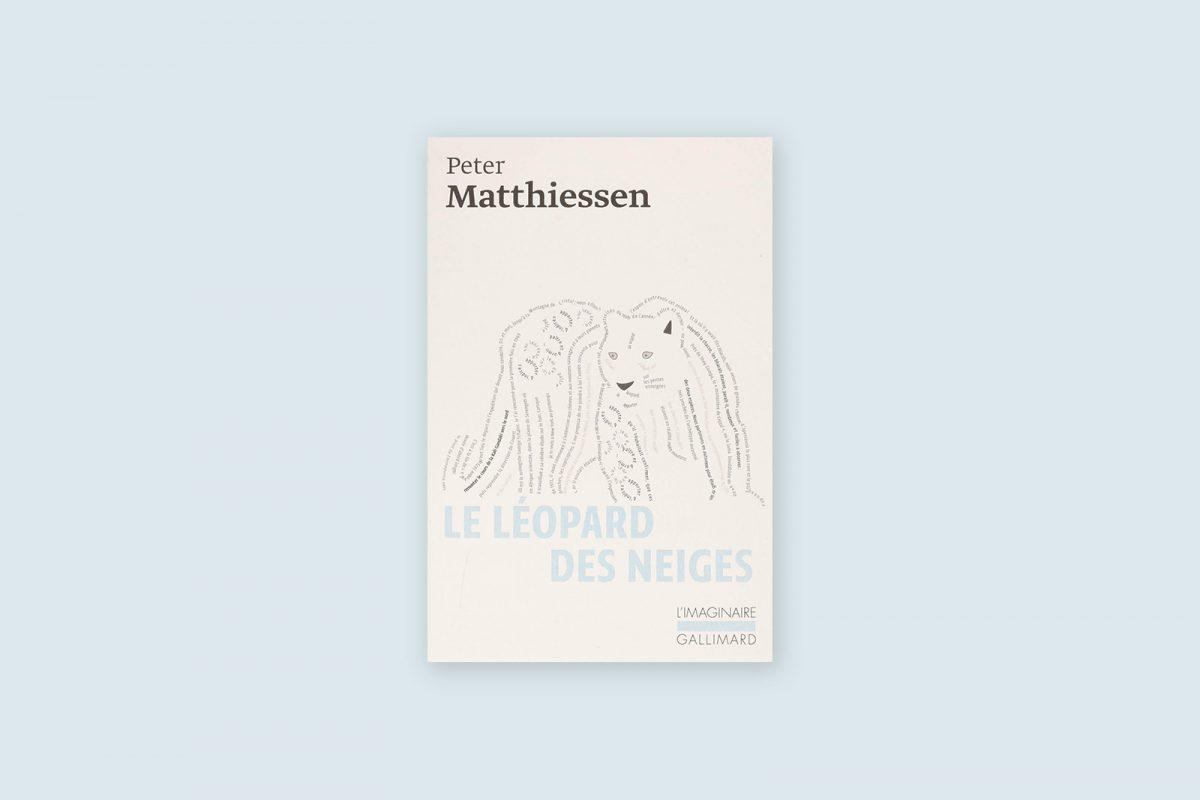 Livres voyage aventure 53/100 — Le léopard des neiges — Peter Matthiessen (1978)