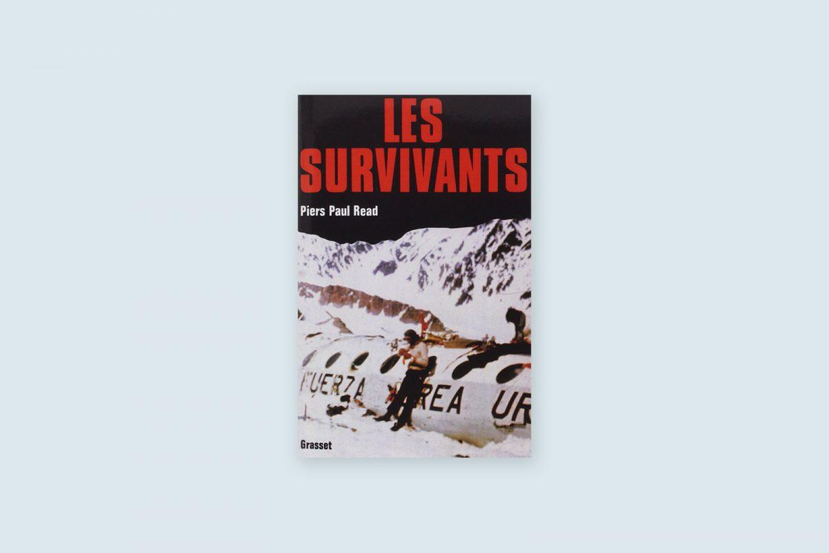 Livres voyage aventure 43/100 — Les Survivants — Piers Paul Read (1974)