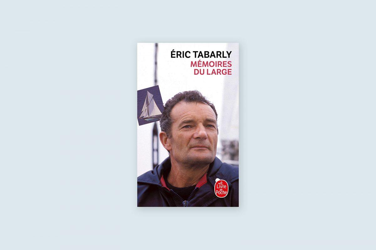 Livre voyage aventure 52/100 — Mémoires du large — Éric Tabarly (1998)
