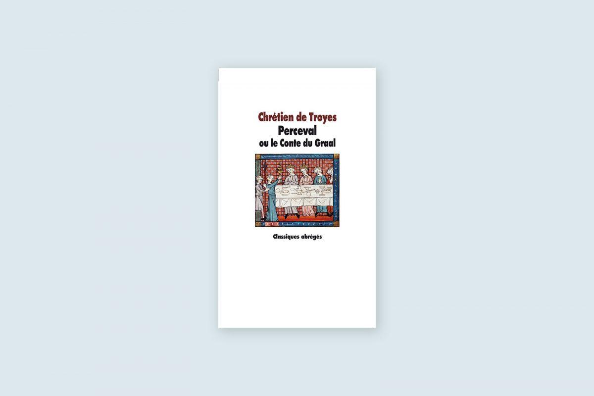 59/100 — Perceval ou le conte du Graal — Chrétien de Troyes (fin du XIIè siècle)