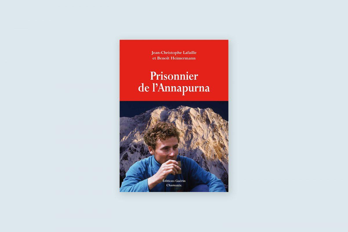 41/100 — Prisonniers de l'Annapurna — Jean-Christophe Lafaille (2003)