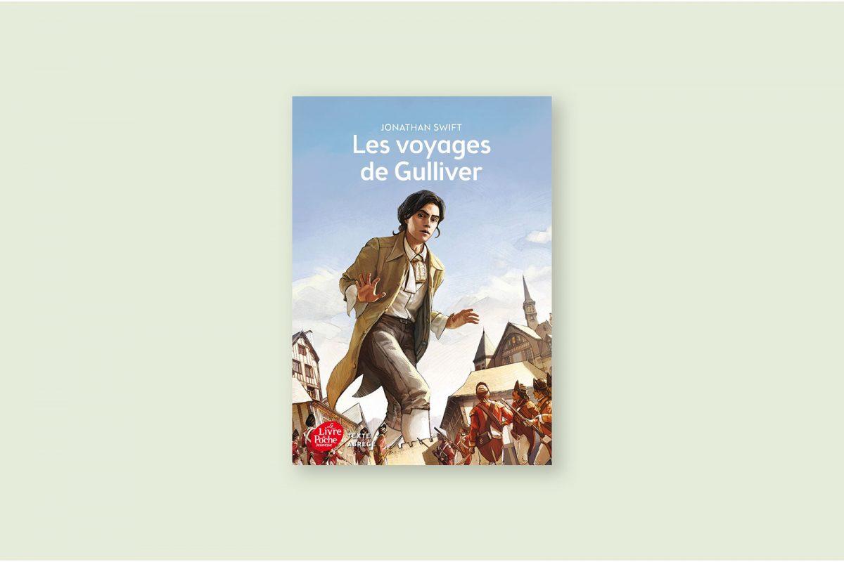 Livre voyage aventure 66/100 — Les Voyages de Gulliver — Jonathan Swift (1721)