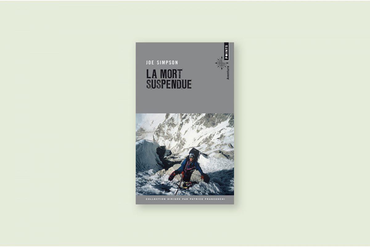 78/100 — La mort suspendue — Joe Simpson (1988)