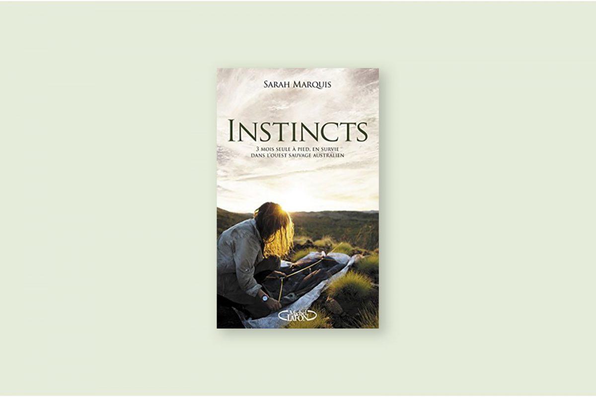 76/100 — Instincts — Sarah Marquis (2016)