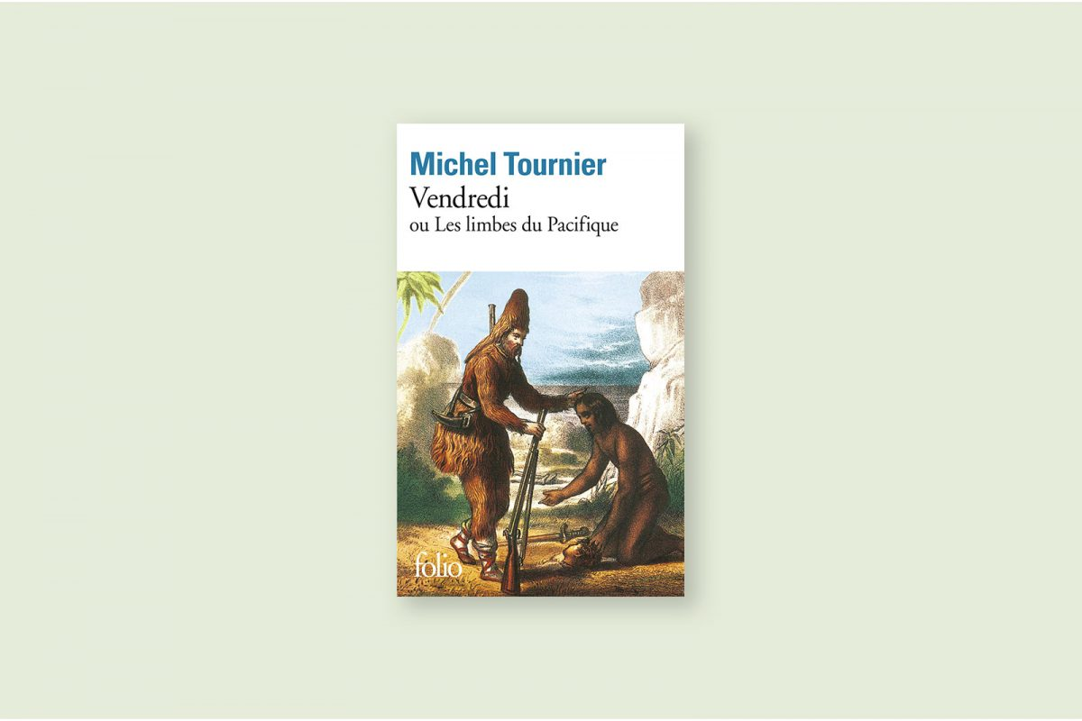 73/100 — Vendredi ou les limbes du Pacifique — Michel Tournier (1967)