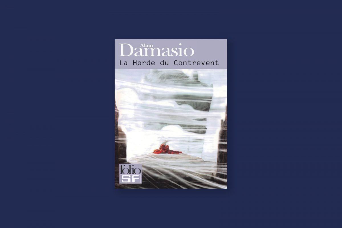 Livre aventure et voyage 86/100 — La horde du contrevent — Alain Damasio (2004)