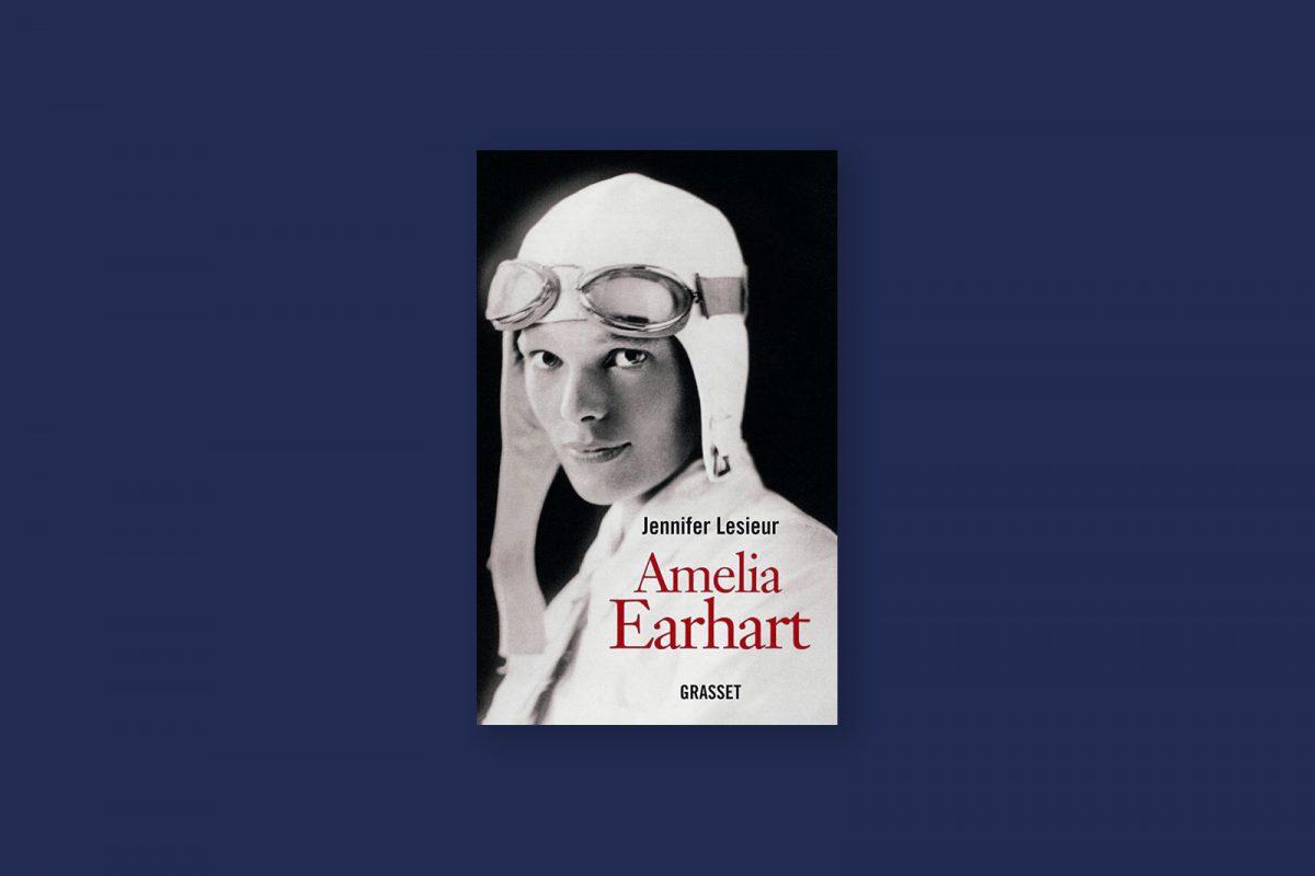 Livre aventure et voyage 85/100 — Amelia Earhart — Jennifer Lesieur (2010)