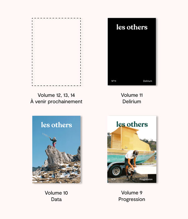 Les Others Magazines