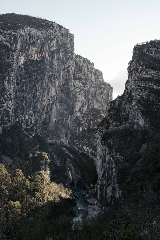 Les gorges du Verdon, un canyon magnifique à découvrir en randonnée